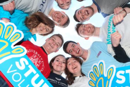 Universities and IOTs Celebrate the Achievements of their Student Volunteers International Volunteers Day