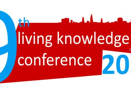 9th Living Knowledge Conference – 24-26 June 2020