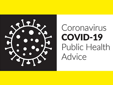 Covid 19 – Advice for University Staff and Students