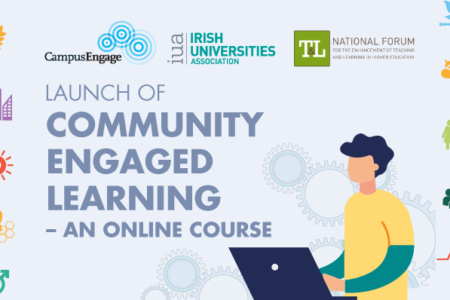 Launch webinar – Community Engaged Learning an Online Course