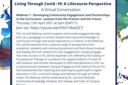 Living Through Covid-19: A Lifecourse Perspective